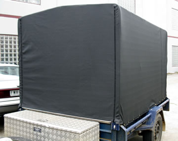 trailer canvas cover360